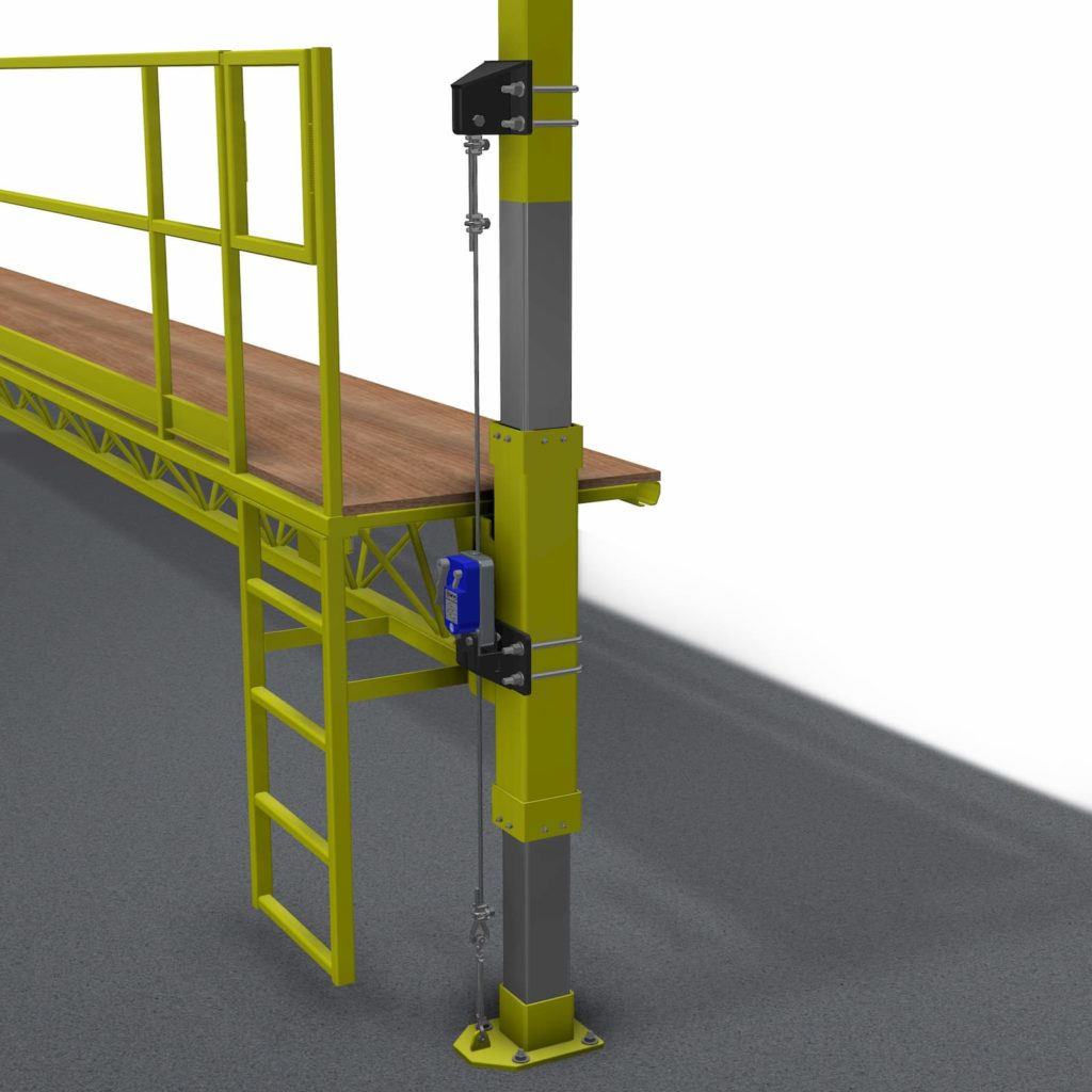Secondary Brake Device 3D Model