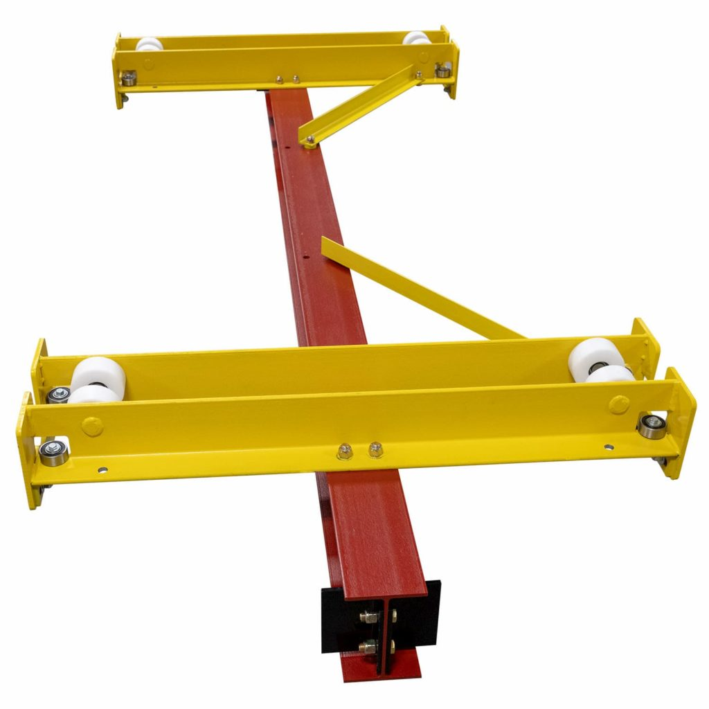 Starke Manual Under-Hung End Truck